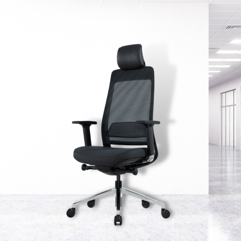 Fauteuil de bureau ergonomique FAIRFAX
