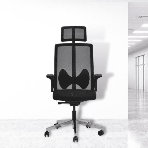 fauteuil de bureau ergonomique papillon